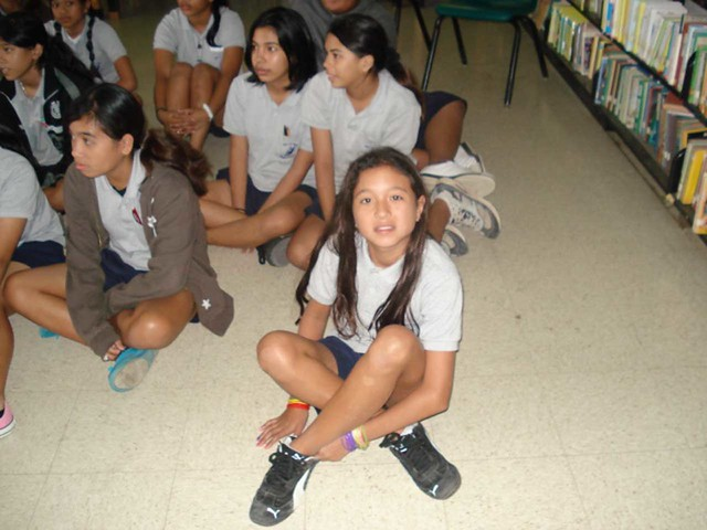 Jose Rios School Presentation