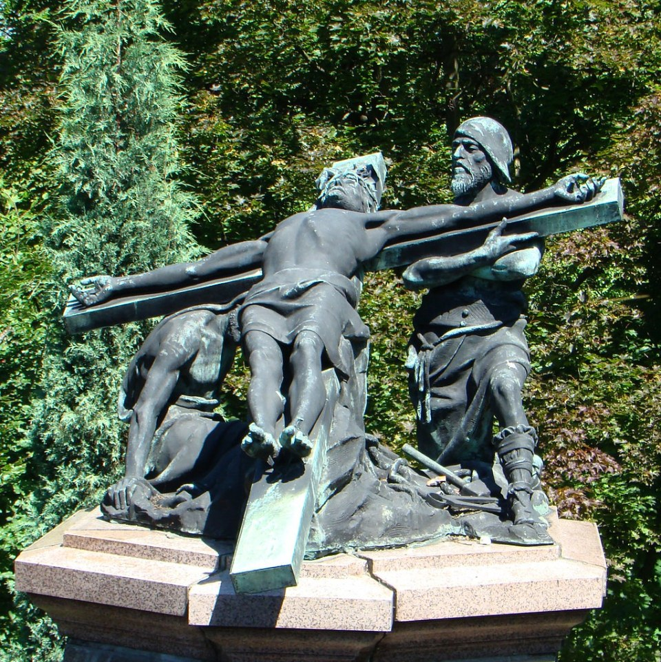 Jasna Gora estaciones del Via Crucis Czesochowa Polonia 03