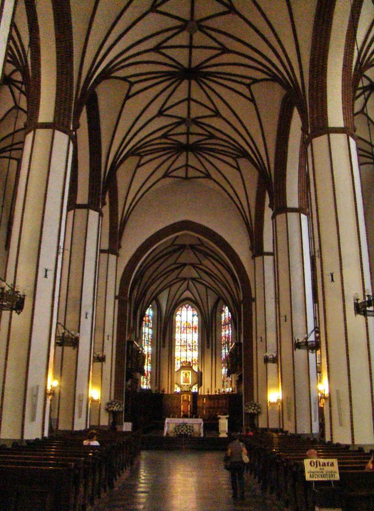 Polonia Catedral de San Juan Bautista Varsovia 03