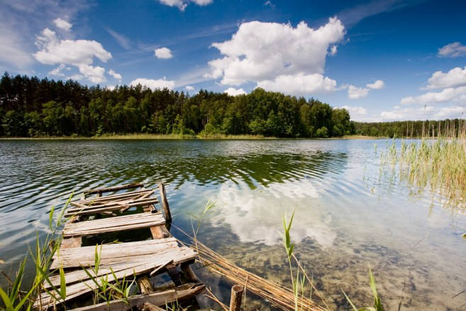 Jezioro Strupino | This photo was taken by Strupino Lake nea… | Flickr