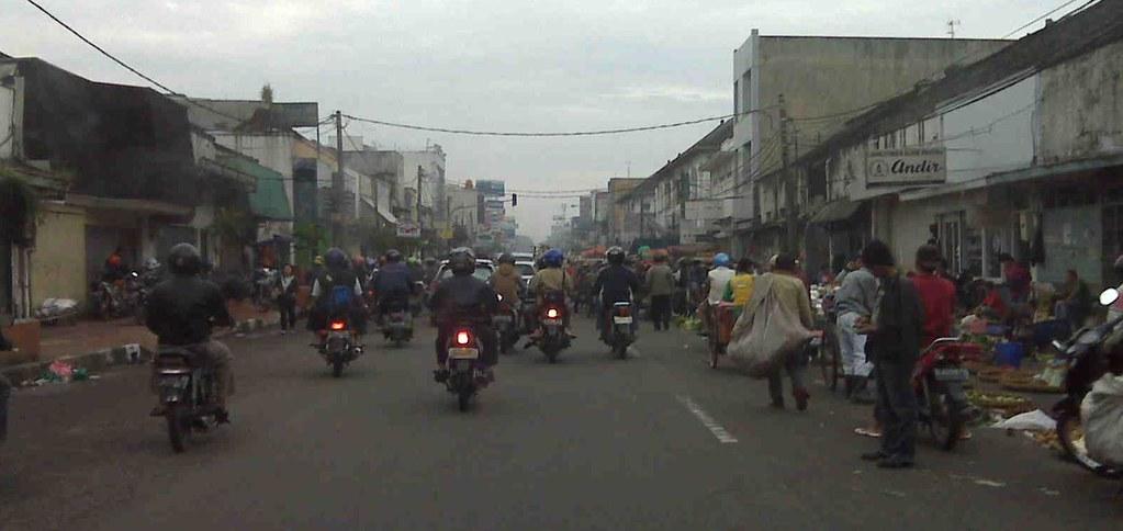 Jalan Sudirman Bandung