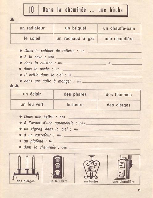 exercices p11