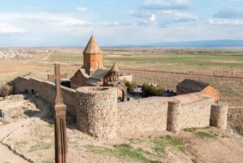 Armenië werd in het jaar 301 als eerste land ter wereld tot christelijke natie verklaard. Maar dit geheel terzijde.