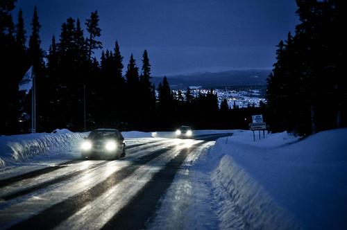 Nearing Funäsdalen