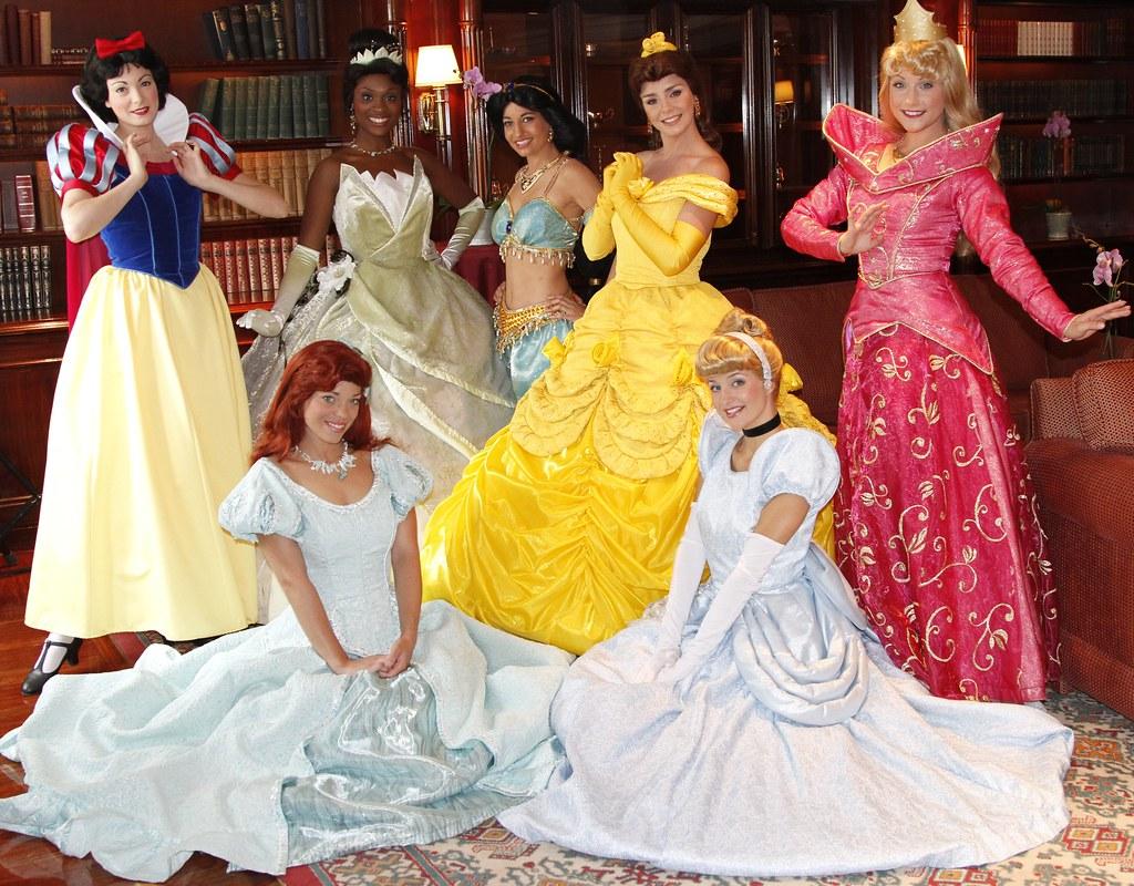 Dinner Princesses Disneyland Paris