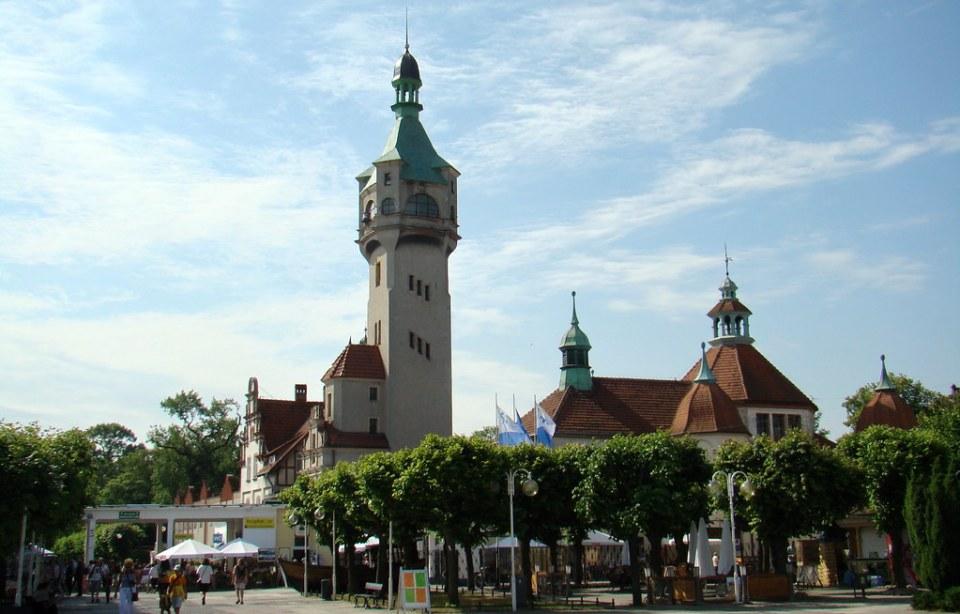 Faro de Sopot Polonia 01