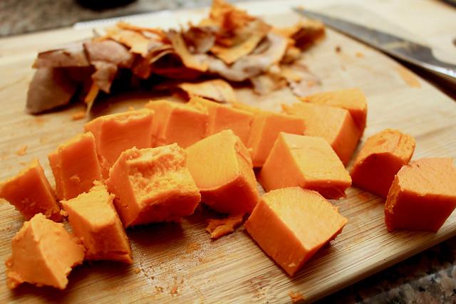 Sweet Potato Gingersnap Tart - 6