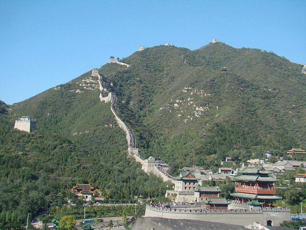La Gran Muralla China en Badaling 09 Patrimonio de la Humanidad Unesco