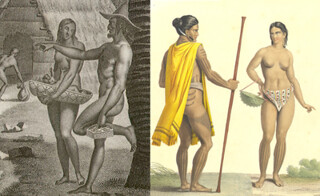 Chamorros and Carolinians on Tattooing