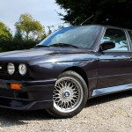 E30 M3 Evo Ii Macau Blue Metallic Bmw Car Club Gb Ireland Flickr