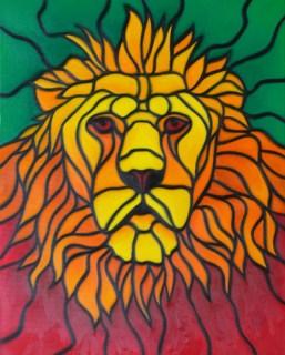 Iron Like A Lion