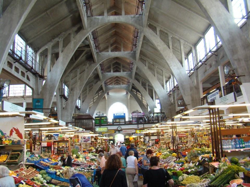 Mercado de Wroclaw Polonia 64