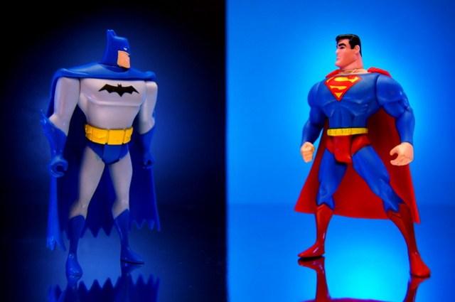 Batman vs. Superman (203/365)