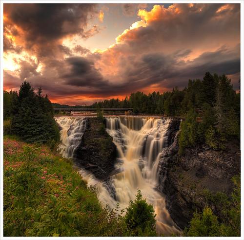 Kakabeka Falls :)