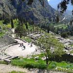 Viajefilos en Grecia, Delfos 007