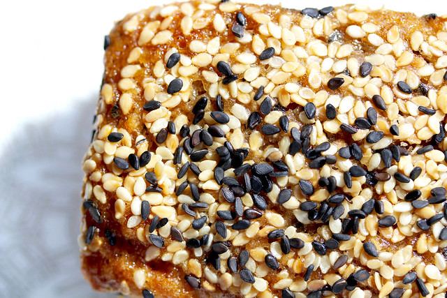 Double Sesame Banana Bread - 15