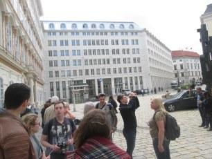 Studiereis Wenen 2017