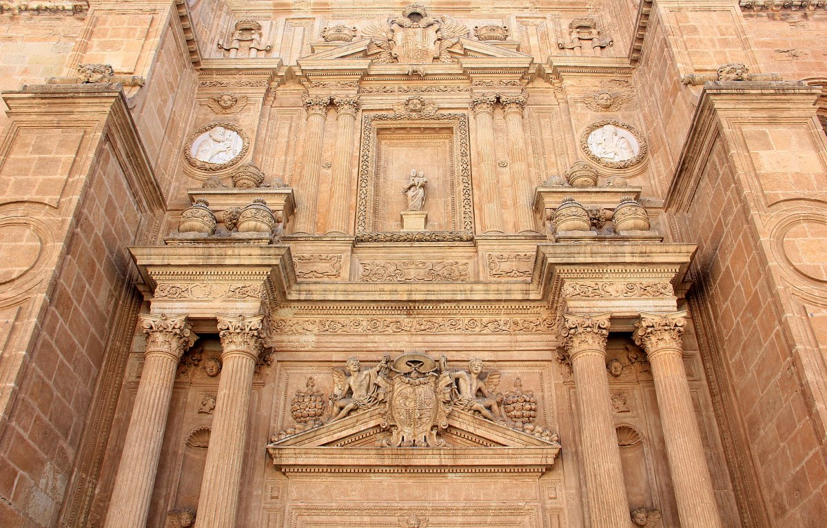 The Almeria city cathedral was built as a place of worship and a refuge