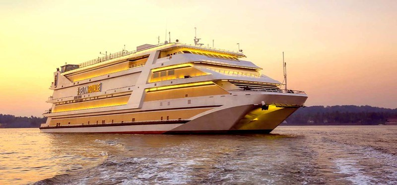 Casino Cruise GOA