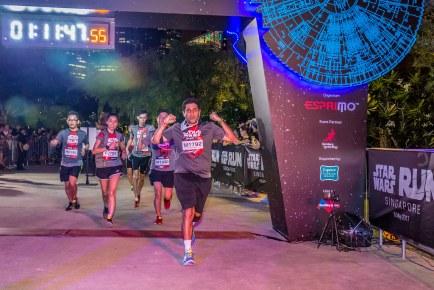 STAR WARS Run Singapore 2017