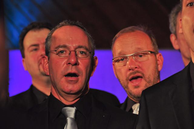 2011-12-11 GospelWeihnacht, Freiberg, 11.12.2011
