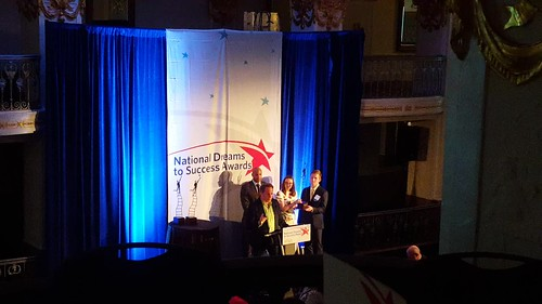Mike Rowe at the National Dreams to Success Awards