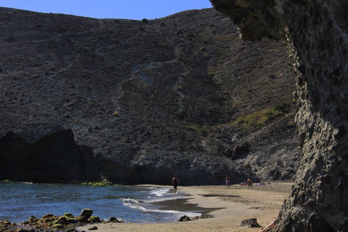 The hidden coves and beaches of Cabo de Gata National Park