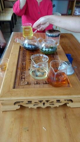 Laoshan tea