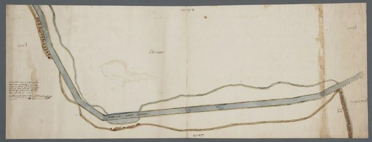 1641 - noorder ringsloot van de Starnmeer