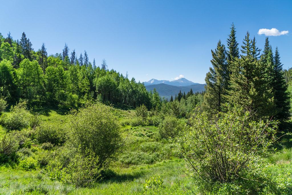 Colorado Hiking Meadow Creek To Lily Pad Lake 011 06 25 17