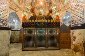 Hier ligt ie dan. Vond ik die in Samarkhand/Oezbekistan leuker (daar was zijn kist wel 20 meter lang).