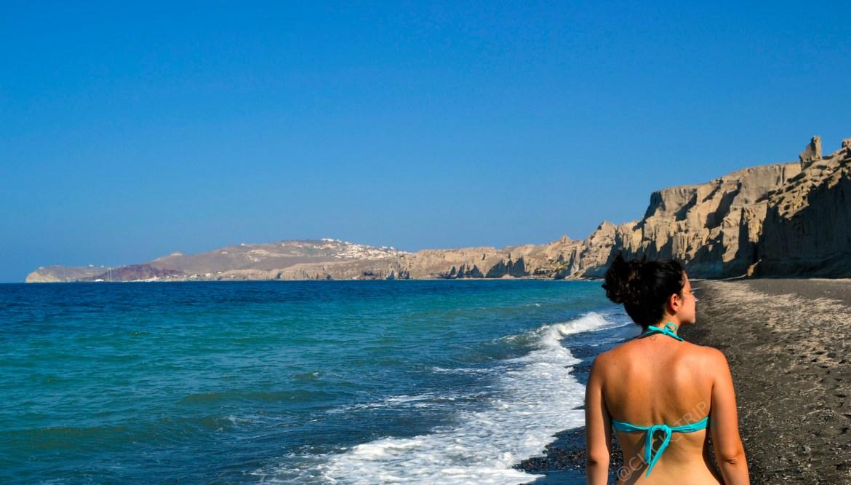 Vlychada | Las mejores Playas de Santorini | ClickTrip.ES