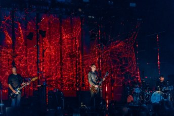 Sigur Rós at Merriweather Post Pavilion in Columbia, MD on May 25th, 2017