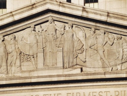 Frieze, 111 Centre Street
