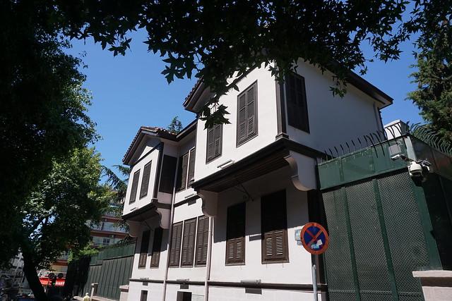 Ataturk's House