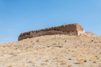 Het bijbehorende fort.