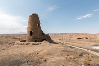 Deze reportage begint daarom met de woestijn tussen Mashhad en Yazd.