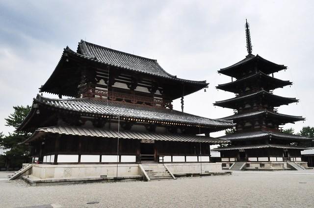 Hōryū-ji, Japan