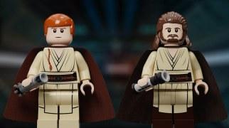 Lego Star Wars Ep I - Qui-Gon Jinn and Obi-Wan Kenobi | Flickr