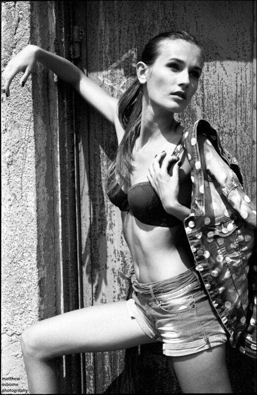 Ukraine Model Fashion