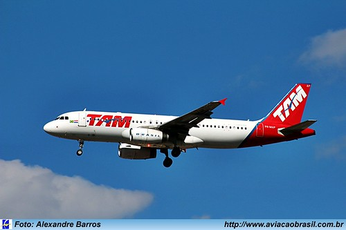 TAM Linhas Aéreas - PR-MAP