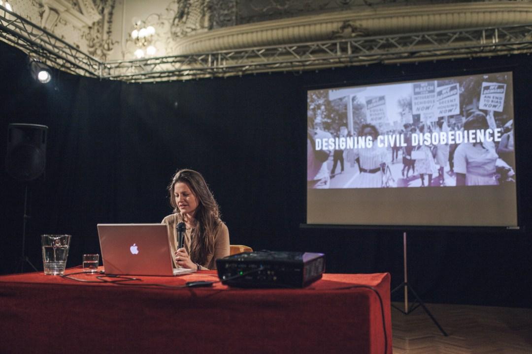 Jennifer Lyn Morone @ Filodrammatica, Rijeka - future of work