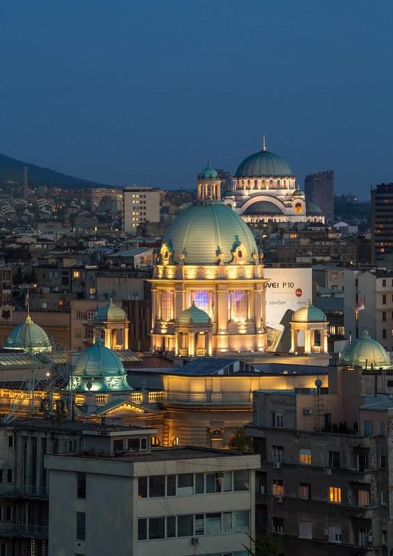 Shining Belgrade