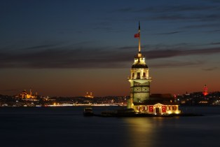 Lighthouse of Istanbul - Finally my best shot of 2017