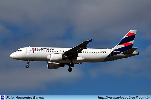 Latam Airlines Brasil - PR-MHX