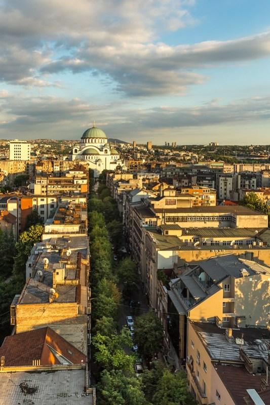 Always Charming Belgrade