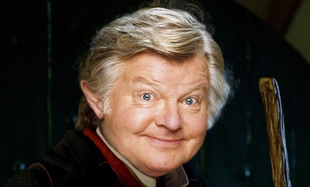 benny hill as bilbo baggins | swordflasher | Flickr