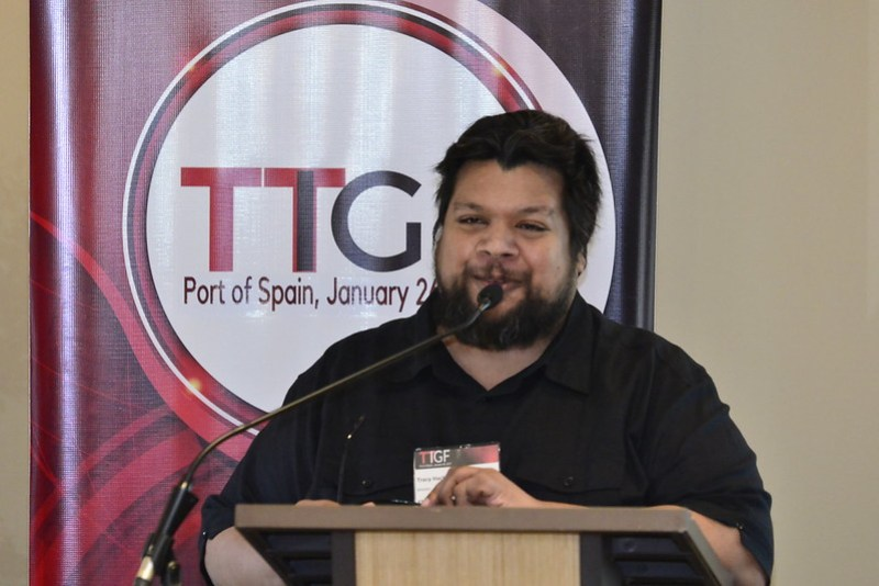 Tracy Hackshaw, convener of the TTIGF