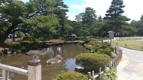 Kenroku-en Gardens