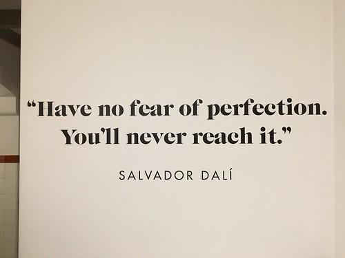 Perfection / Dali